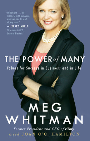 The Power of Many by Meg Whitman and Joan O'C Hamilton
