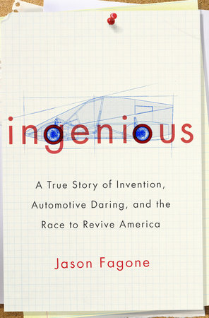 Ingenious by Jason Fagone