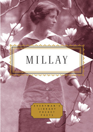 The cover of the book Millay: Poems