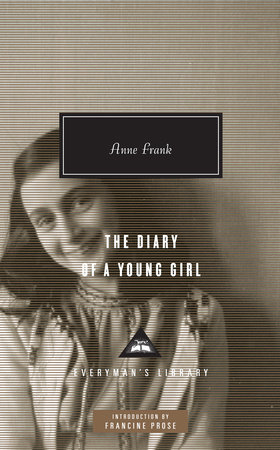 The cover of the book Anne Frank