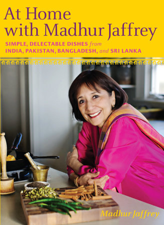 At Home with Madhur Jaffrey by Madhur Jaffrey