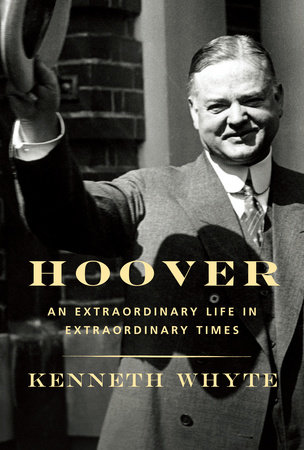 The cover of the book Hoover
