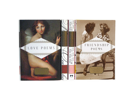 Pocket Poets: Love & Friendship by