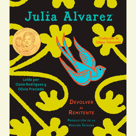 Devolver al Remitente (Return to Sender Spanish Edition) by Julia Alvarez
