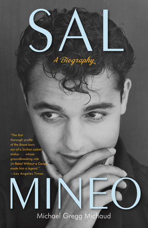 Sal Mineo by Michael Gregg Michaud