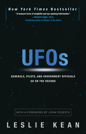 The cover of the book UFOs