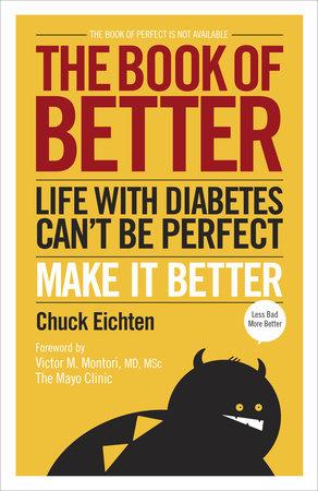 The Book of Better by Chuck Eichten