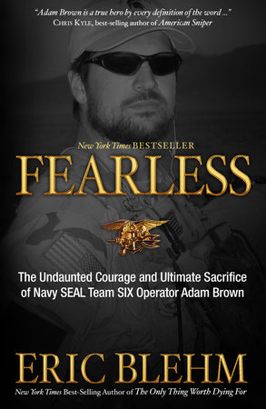 Fearless by Eric Blehm