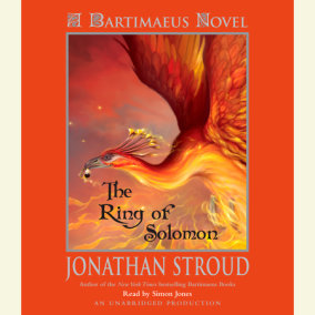 The Ring of Solomon: A Bartimaeus Novel