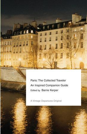 Paris by Barrie Kerper
