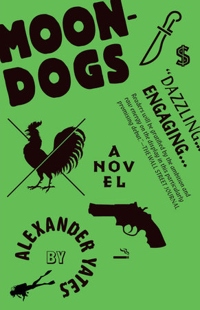 Moondogs by Alexander Yates