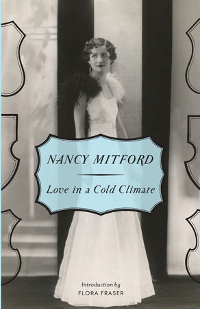 The cover of the book Love in a Cold Climate