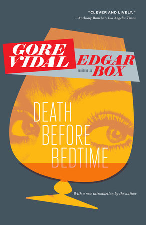 Death Before Bedtime by Gore Vidal