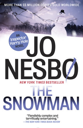 The cover of the book The Snowman