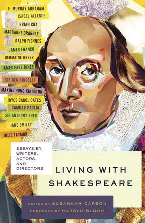 Living with Shakespeare by Susannah Carson