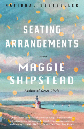 The cover of the book Seating Arrangements