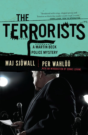 TERRORISTS by Maj Sjowall and Per Wahloo