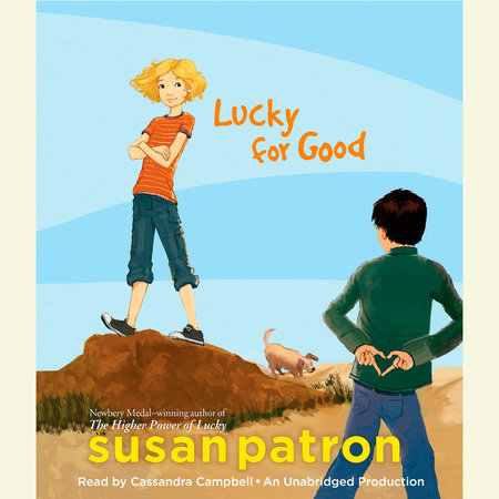 Lucky for Good by Susan Patron