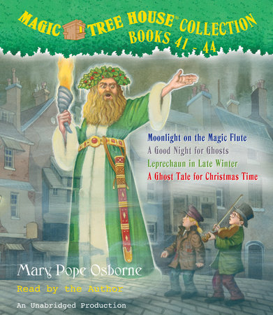 Magic Tree House Collection: Books 41-44 by Mary Pope Osborne
