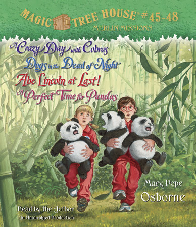 Magic Tree House Collection: Books 45-48 by Mary Pope Osborne