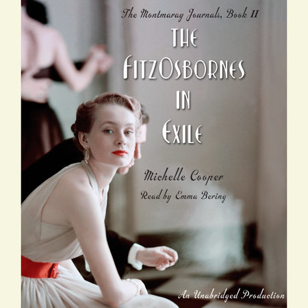 The FitzOsbornes in Exile by Michelle Cooper