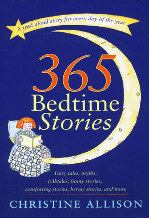 365 Bedtime Stories by Christine Allison