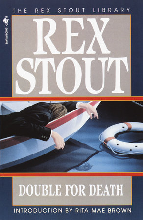 Double for Death by Rex Stout