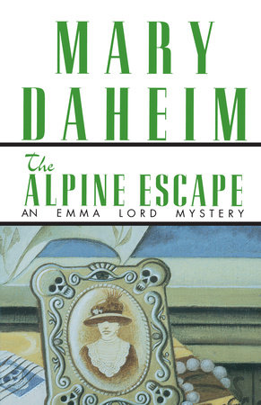 Alpine Escape by Mary Daheim