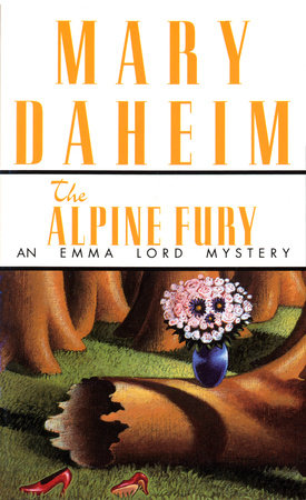 The Alpine Fury by Mary Daheim