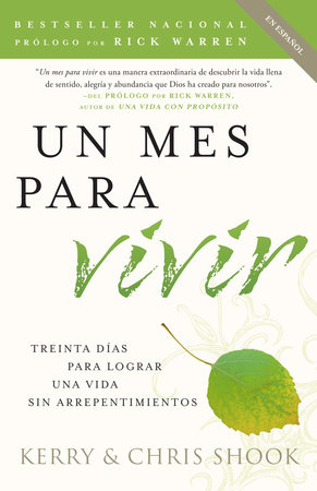 Un mes para vivir by Kerry Shook and Chris Shook