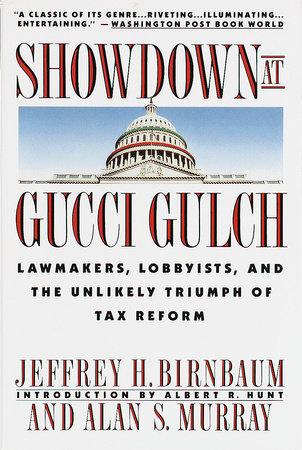 Showdown at Gucci Gulch by Alan Murray