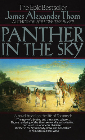 Panther in the Sky by James Alexander Thom