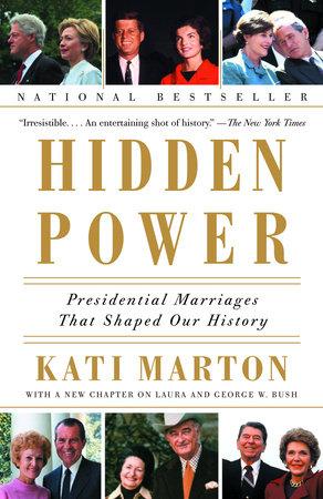 Hidden Power by Kati Marton