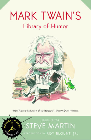 Mark Twain's Library of Humor by Washington Irving