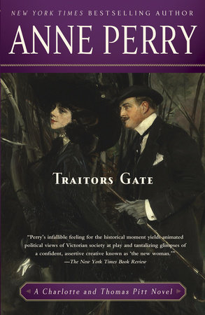Traitors Gate by Anne Perry