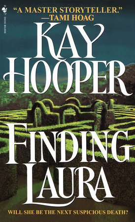 Finding Laura by Kay Hooper