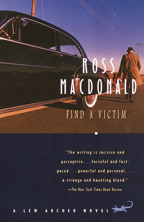 Find a Victim by Ross Macdonald