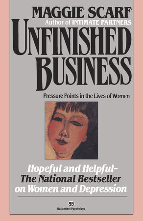 Unfinished Business by Maggie Scarf
