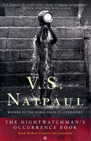 The Mystic Masseur by V.S. Naipaul