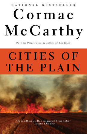 Cities of the Plain by Cormac McCarthy