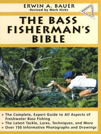 Bass Fisherman's Bible by Erwin A. Bauer