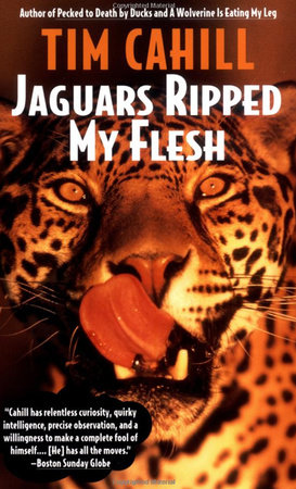 Jaguars Ripped My Flesh by Tim Cahill