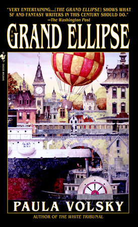 The cover of the book The Grand Ellipse