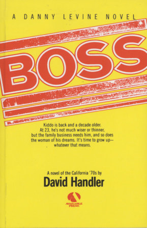 The Boss by David Handler