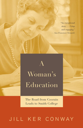 A Woman's Education by Jill Ker Conway