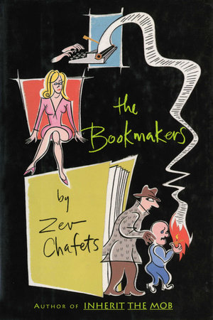 The Bookmakers by Ze'ev Chafets