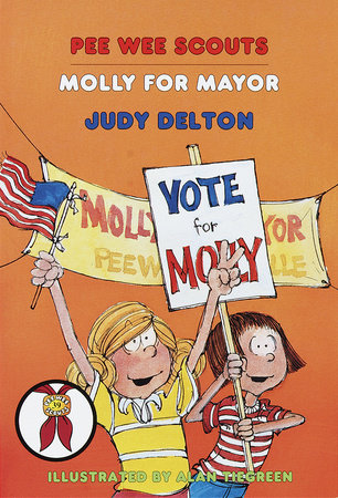 Pee Wee Scouts: Molly for Mayor by Judy Delton