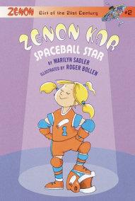 Zenon Kar: Spaceball Star