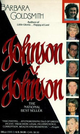 JOHNSON V. JOHNSON by Barbara Goldsmith