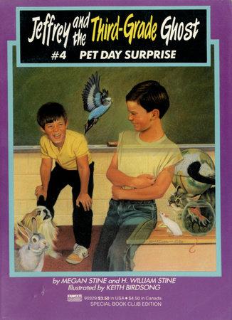 Pet Day Surprise by Megan Stine